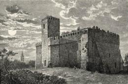 Gyula Castle, Hungary