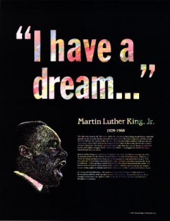 I Have A Dream... Martin Luther King Jr. Speech