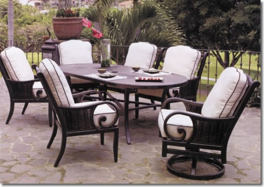 Designer Patio Furniture