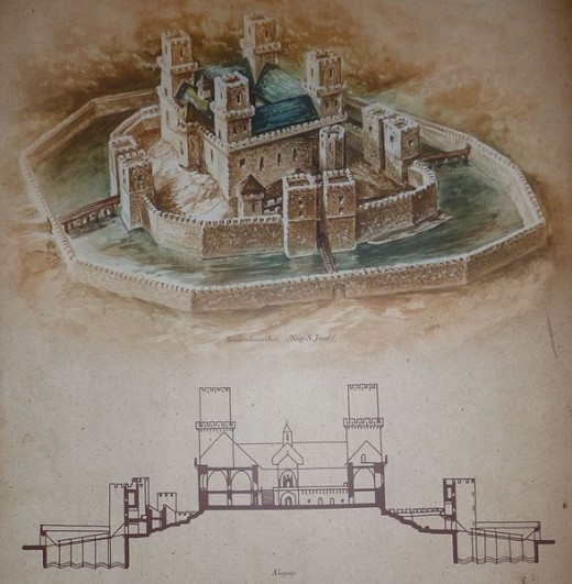 Diósgyőr Castle, Hungary