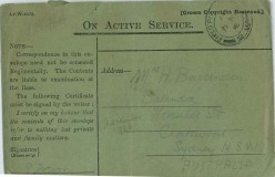 1916: World War 1 letter - Belgian refugees' suffering, experiences in Egypt and France