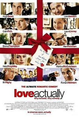 Love Actually Movie Poster