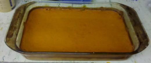 Done baking mmmm