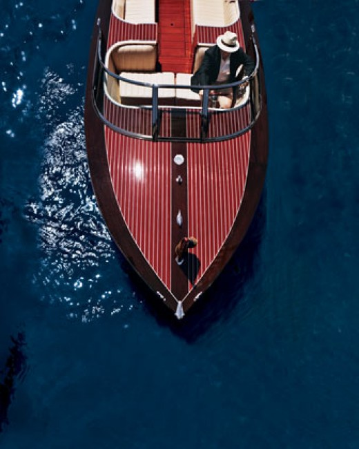 Special Edition Hacker-Craft Wooden Boat by Neiman Marcus