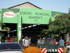 Kisumu - Lake Side City at the Source of the Nile