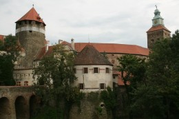 Schlaining (Szalónak) Castle, Austria