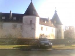 Kobersdorf (Kabold) Castle, Austria