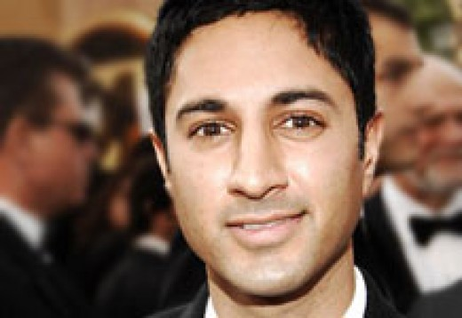 "Maulik Pancholy of ""30 Rock"""