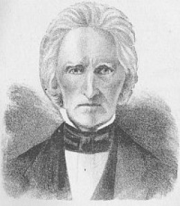 Governor Jon Lucas: December 7, 1832 – December 12, 1836, the end of the Toledo War.