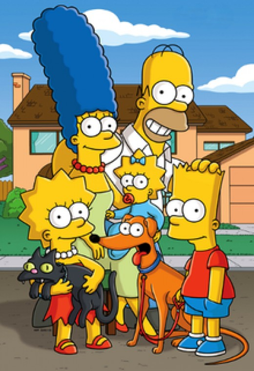 25 years and counting as the world's favorite TV family!