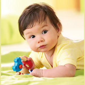 I wish my baby would look like this one. So cute.