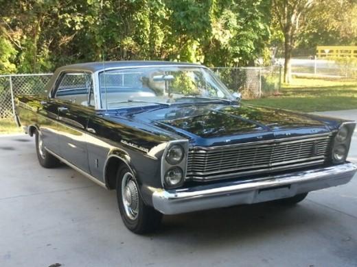 1965 Galaxie 500.