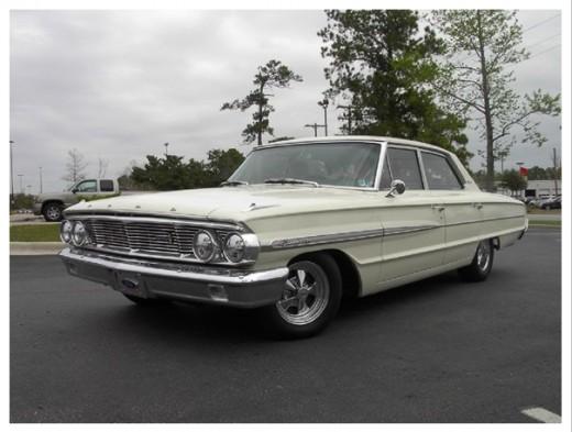 1964 Galaxie 500.