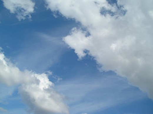 Cloud Whisps fromturtlemom4bacon Source: flickr.com