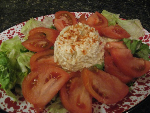 my crab salad
