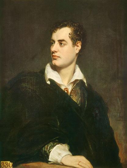 Thomas Phillips, Portrait of George Gordon, Lord Byron