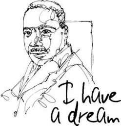 King jr dream