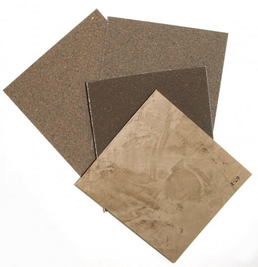 Valspar Brand Color Chips I Selected At Lowe's
