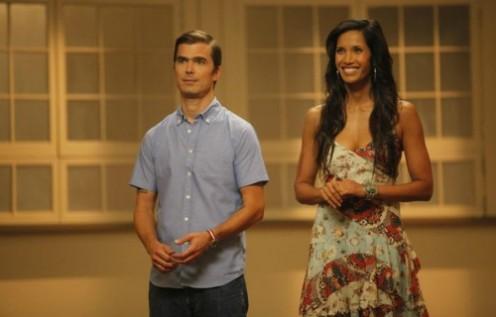 Hugh and Padma