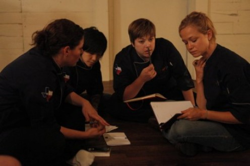 Grayson, Bev, Sarah and Lindsay
