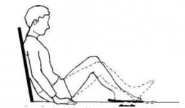 Ankle slides