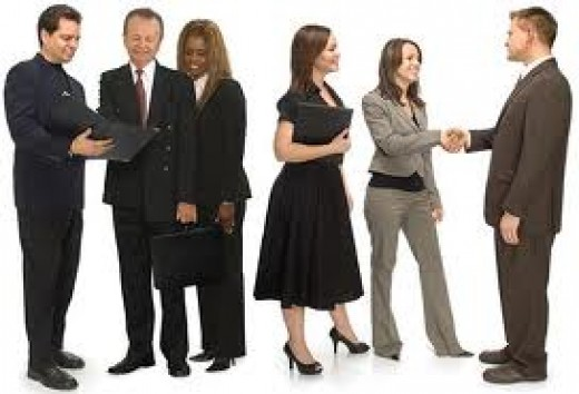 Professional networking gives you credibility with hiring managers.