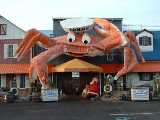 Giant Crab Restaurant