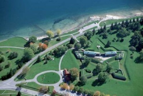 1814 - The Siege of Fort Erie occurs in August and September. The casualties during the siege result in Fort Erie becoming the bloodiest battlefield in Canada. The US Army destroyed the fort on November 5.