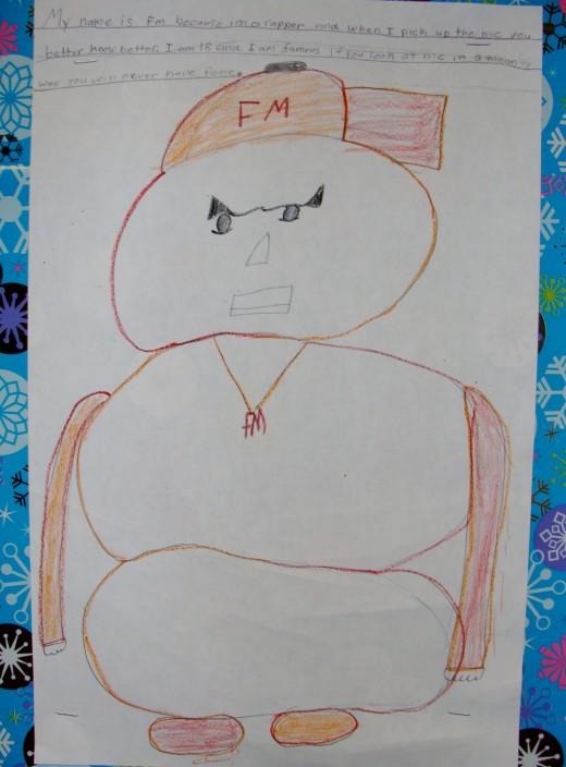 Rapper Frosty