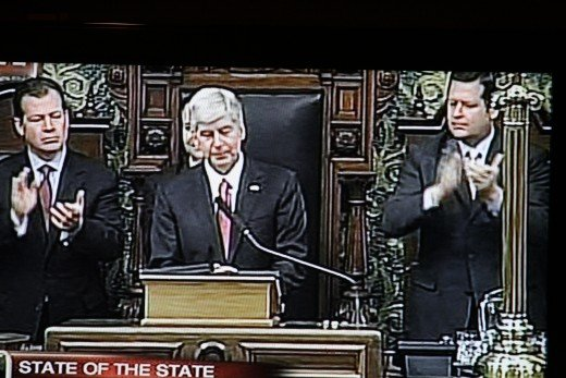 Governor Snyder's State of the State Address, January 18, 2012
