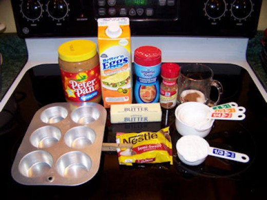 Assemble ingredients