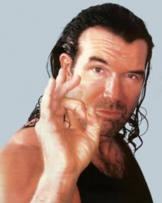 Scott Hall: Still looking good at 50