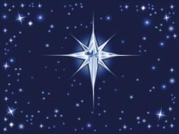 A star shining bright