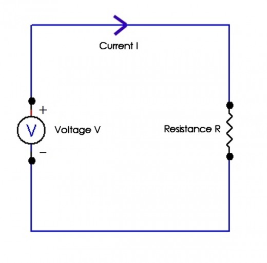 Current in a circuit