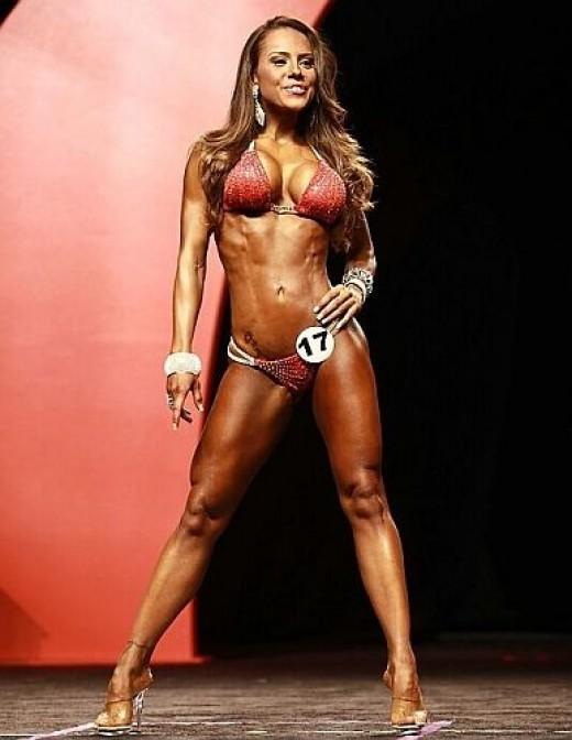 Nathalia Melo - IFBB Bikini Pro