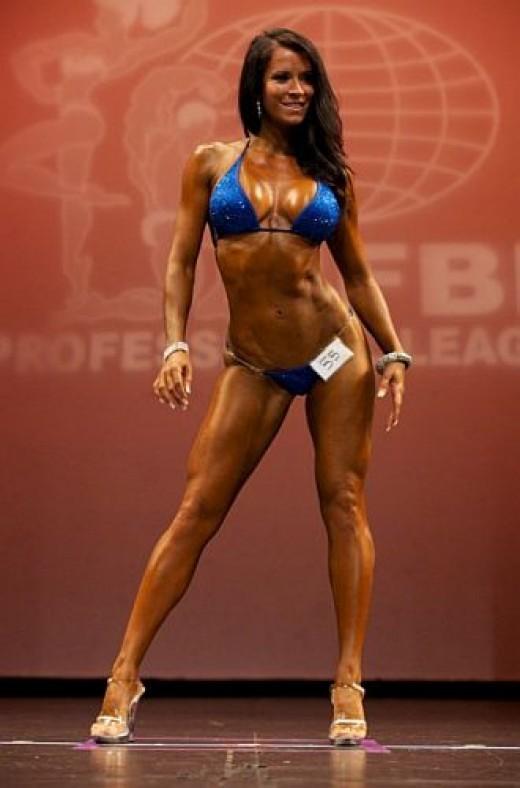 Missy Coles - IFBB Bikini Pro