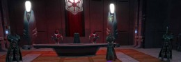 SWTOR Sith Hierarchy Quest - advancement up the sith hierarchy passes through Darth Thanaton and his sith warriors
