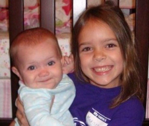Peyton and Madison