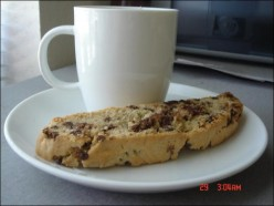 BISCOTTI: Easy Secret Recipe