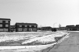 Read Avenue (A street created as a thoroughfare in and out of the housing project.)