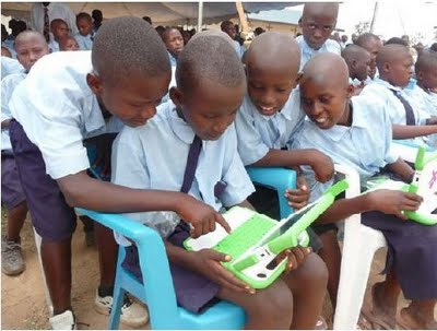 One laptop per child XO 3.0