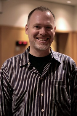 Author Scott Westerfeld