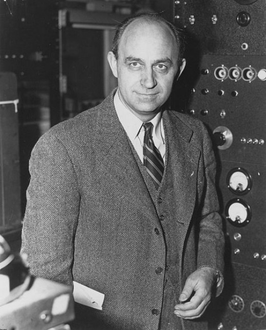 Enrico Fermi, Italian-American physicist and paradoxician
