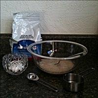 Start wet ingredients