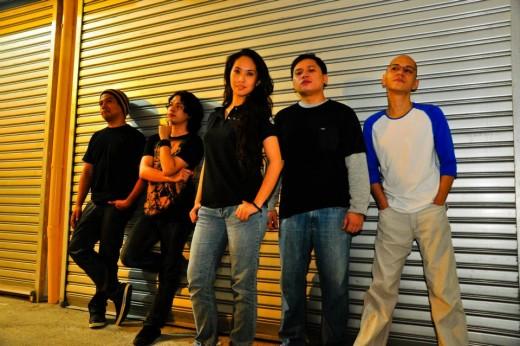 My band, AMIHAN.