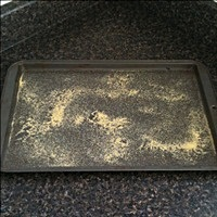 Cornmeal sheet