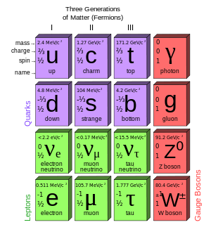 12 Elementary Particles and 4 Force Carriers