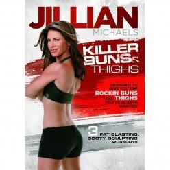 Review of Jillian Michaels' Killer Buns & Thighs DVD