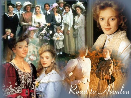 Road To Avonlea Cast