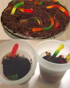 Worms and Dirt Pie: Easy Camping Recipes for Kids